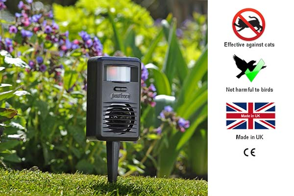 PestFree ultrasonic pest animal deterrent